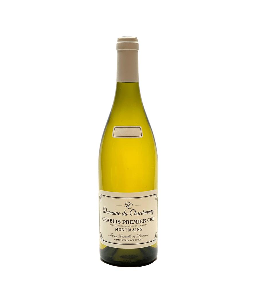 Vinho Branco Domaine du Chardonnay Chablis Premier Cru Montmains 2018, 75cl Chablis