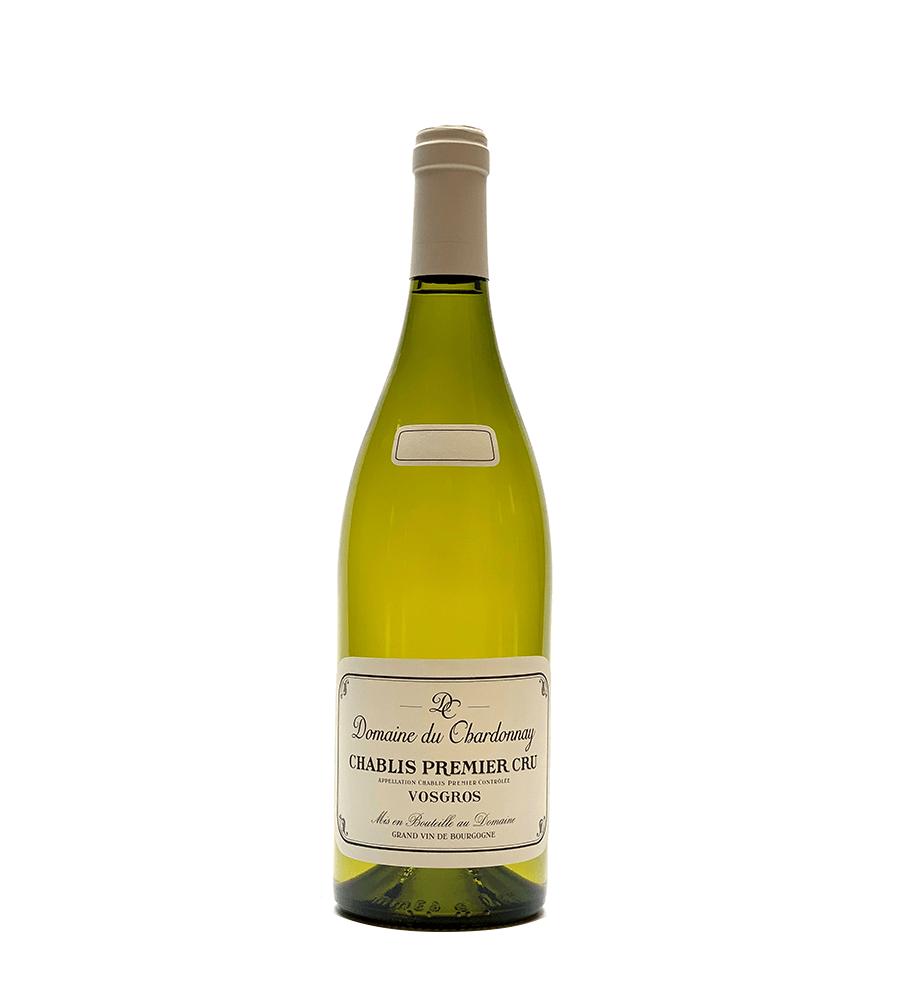 Vinho Branco Domaine du Chardonnay Chablis Premier Cru Vosgros 2017, 75cl Chablis