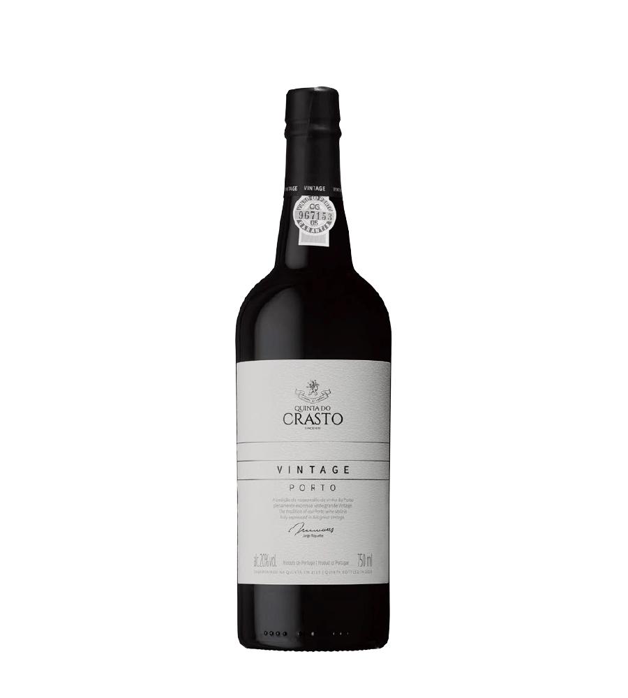 Vinho do Porto Quinta do Crasto Vintage 2018, 75cl Douro