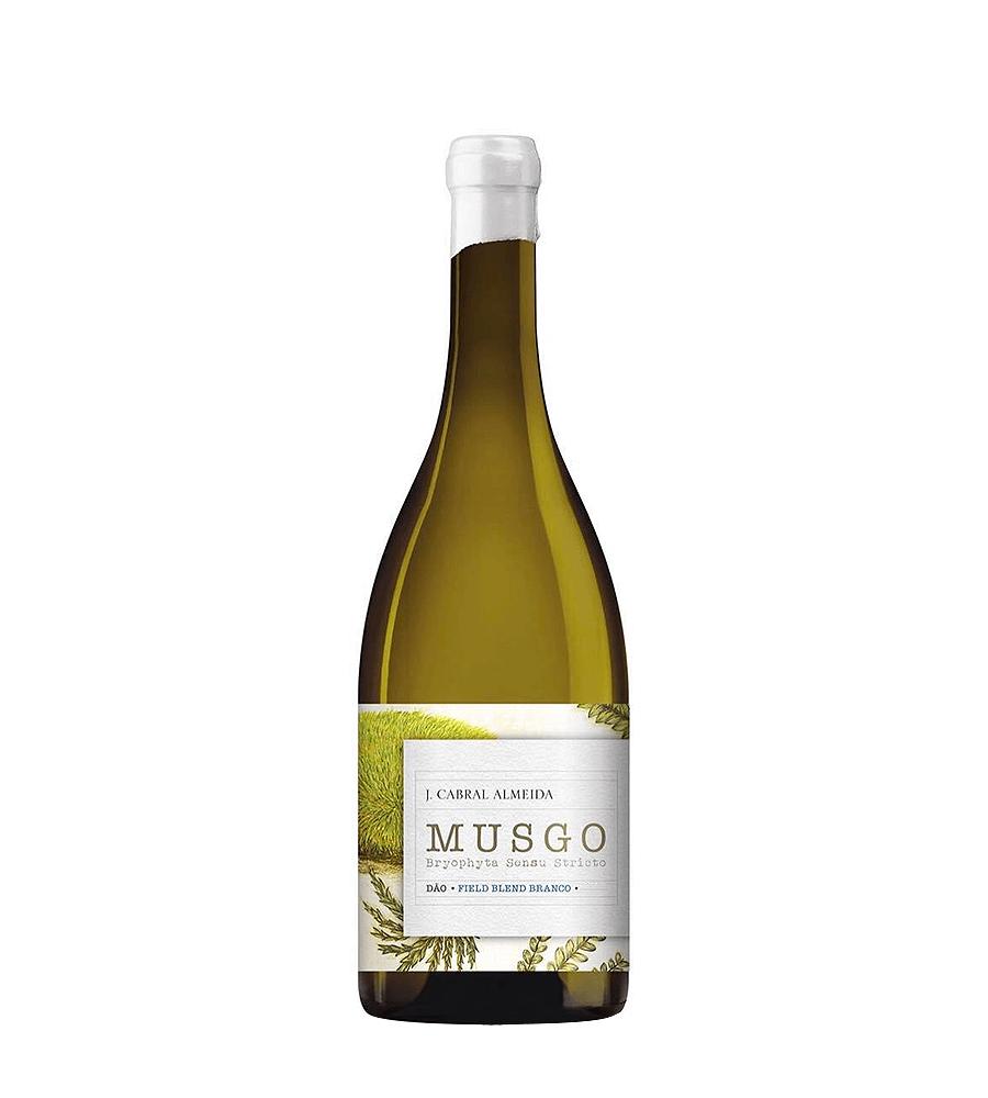 Vinho Branco Musgo Field Blend 2018, 75cl Dão