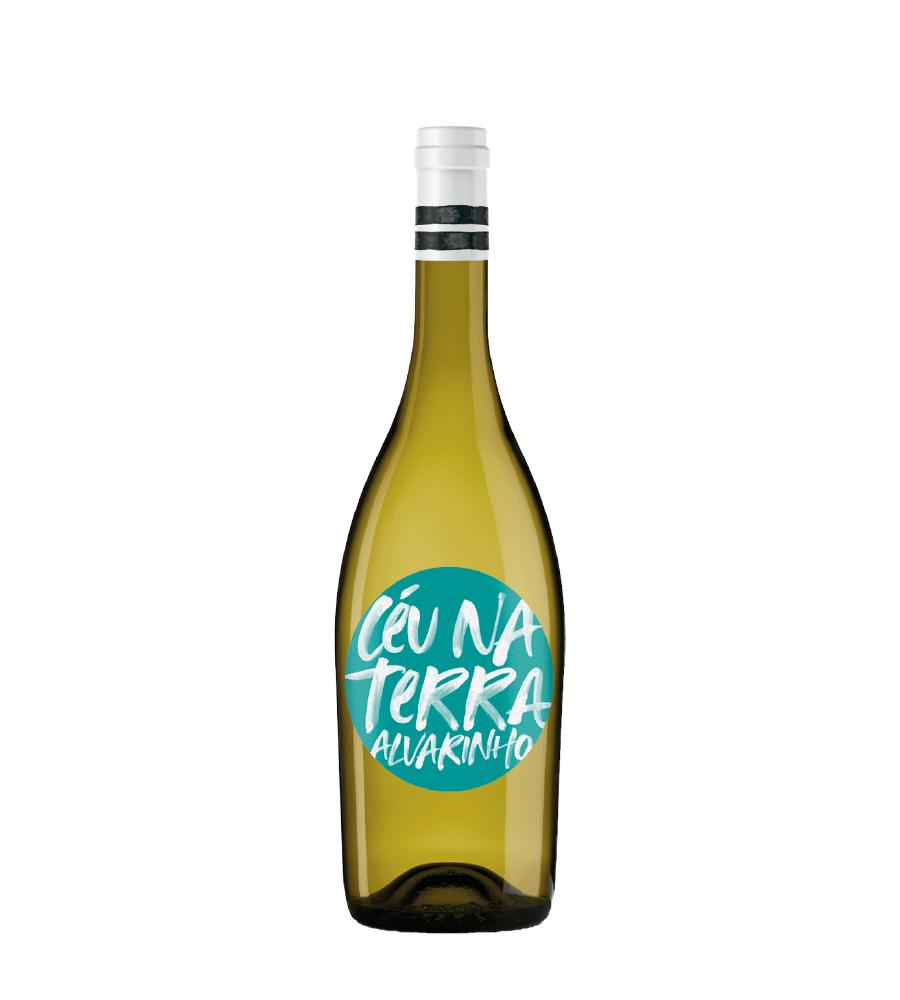 Vinho Branco Céu na Terra Alvarinho 2020, 75cl Vinhos Verdes