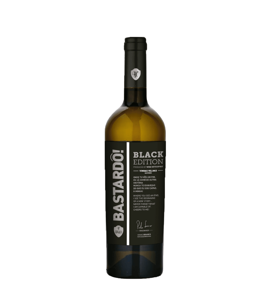 Vinho Branco Bastardô! Black Edition 2020, 75cl Regional Tejo