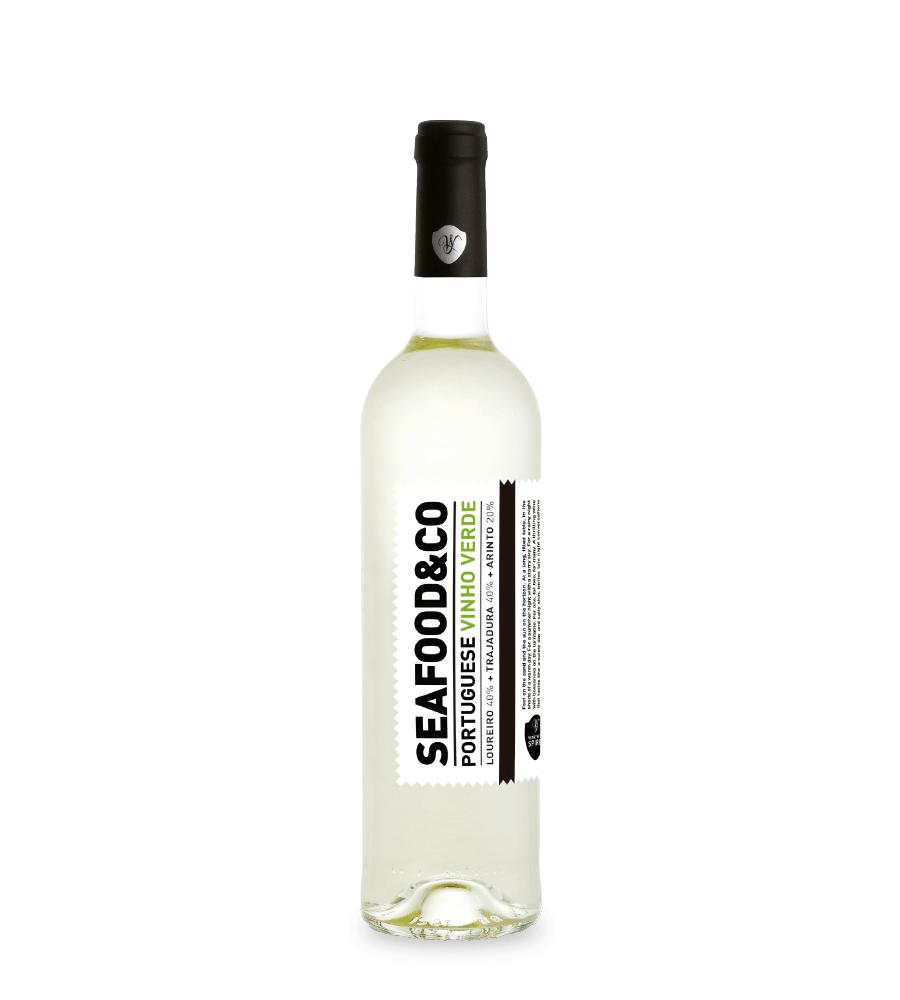 Vinho Branco Seafood & CO 2020, 75cl Vinhos Verdes